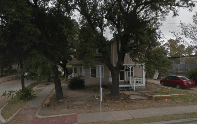 Houston rooming houses