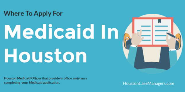 apply for Medicaid in houston