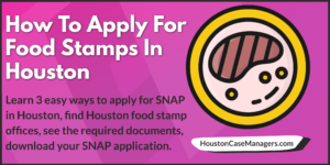 apply snap houston food stamps