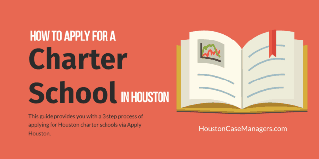 how to apply for charter schools in houston