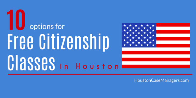 Free Citizenship Classes in houston