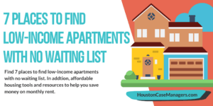 Low Income Apartments No Waiting List
