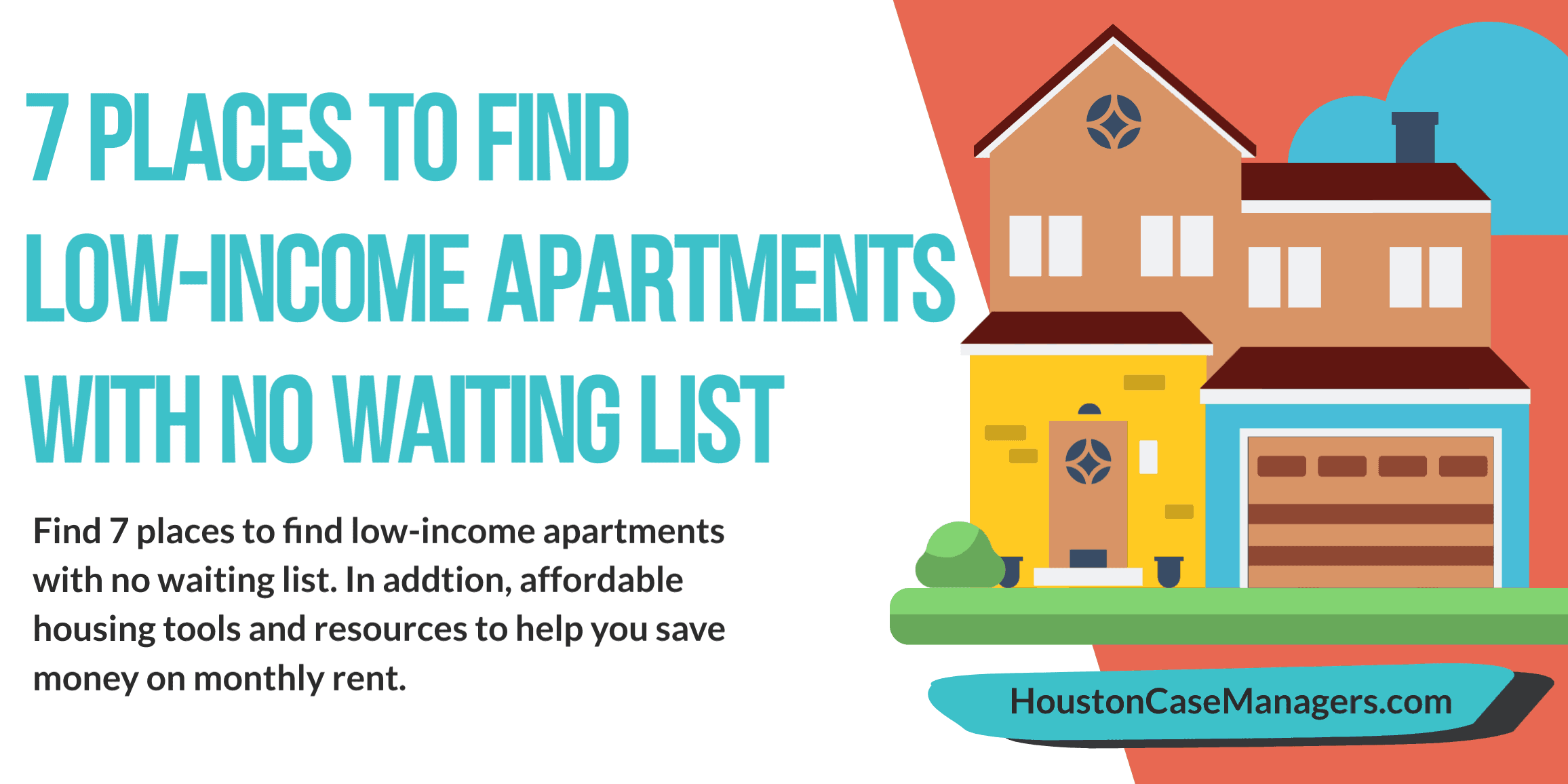 7 Places To Find Low Income Apartments With No Waiting List 2020