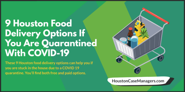 houston food delivery