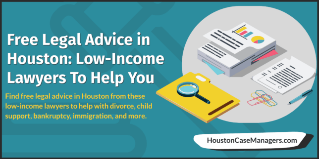 free legal advice houston