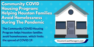 community covid housing program