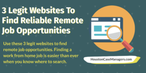 remote job opportunities
