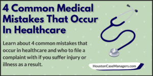 common medical mistakes