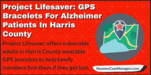 harris county project lifesaver