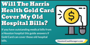 will gold card cover old hospital bills