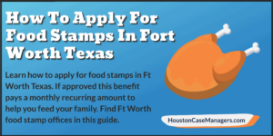 Apply fort worth food stamps