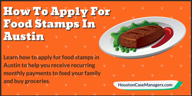 how to apply for Food stamps in Austin