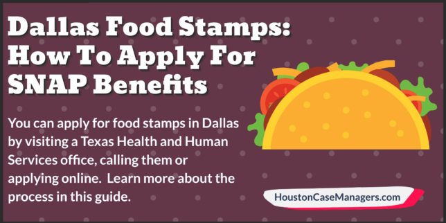 Dallas Food Stamps