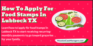 Lubbock Food Stamps